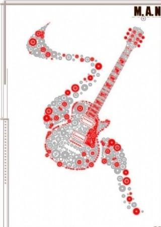 吉他乐器图片