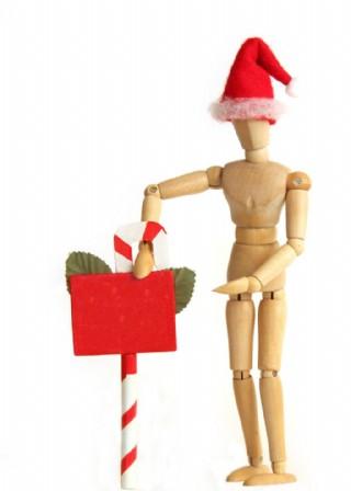 玩具圣誕老公公圖片