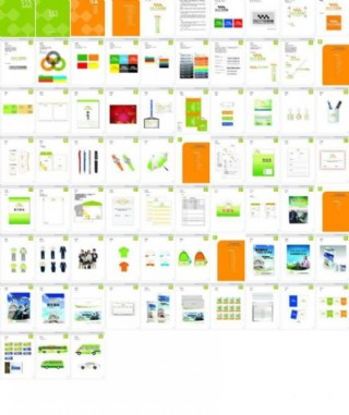教育vi設計圖片