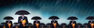 雨中求學人才圖片